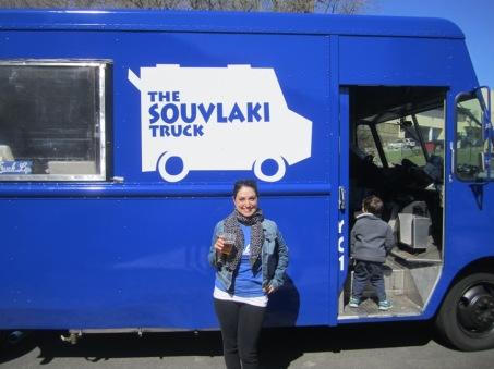 The Souvlaki truck
