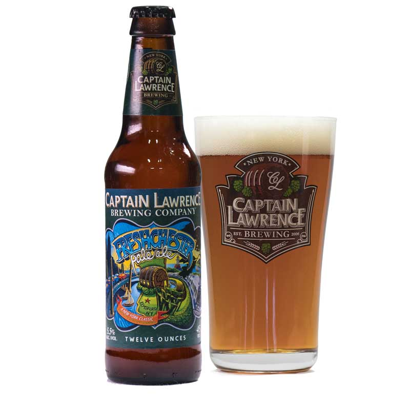 Freshchester Captain Lawrence Brewing Co