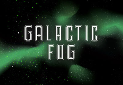 Galactic Fog label