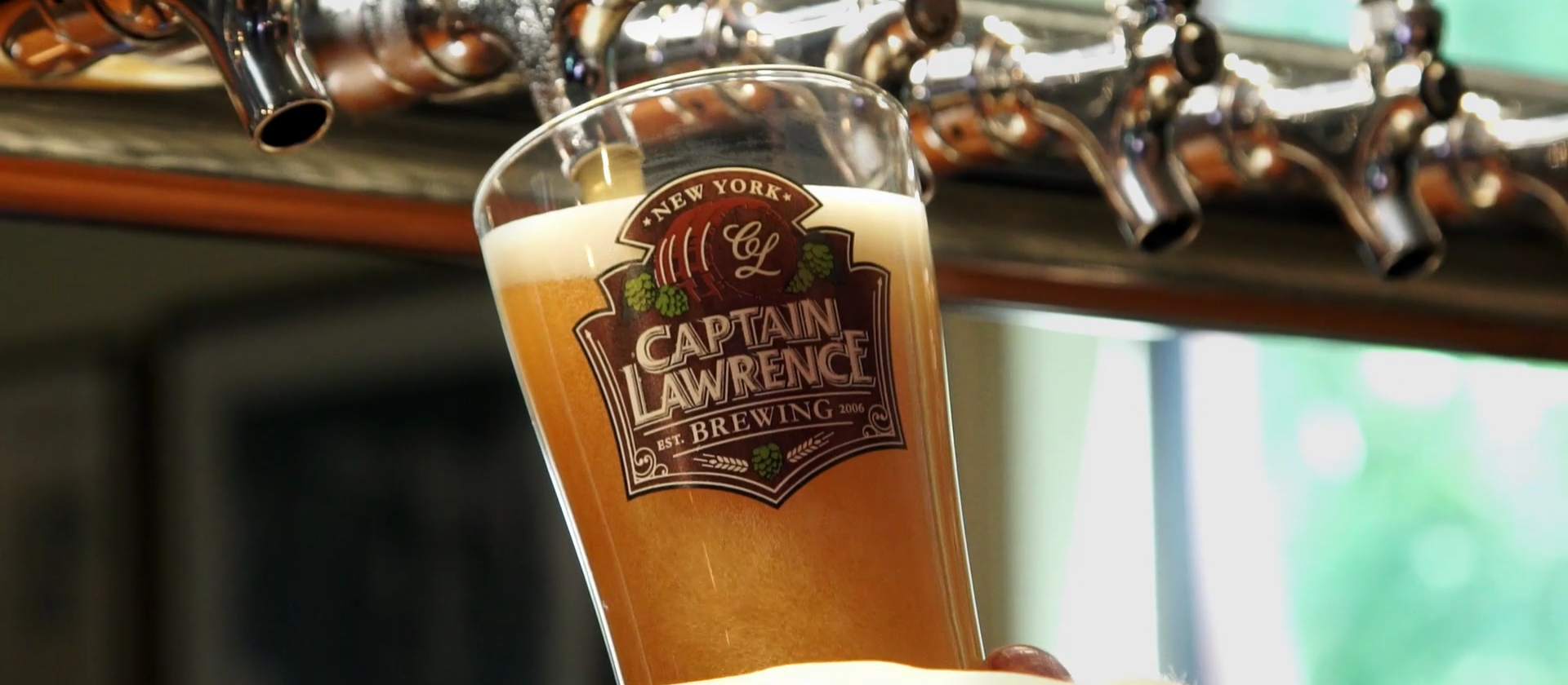 Welcome to captain lawrence brewing co