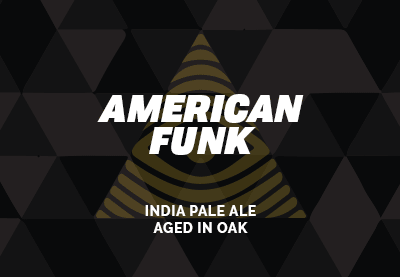 American Funk - India Pale Ale aged in Oak