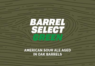 Barrel Select Green