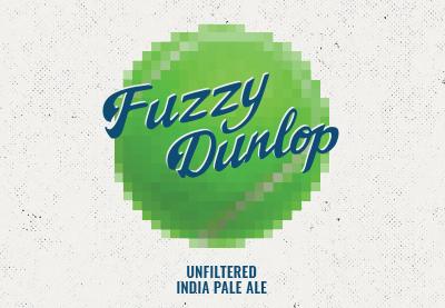 Fuzzy Dunlop - Unfiltered I.P.A.