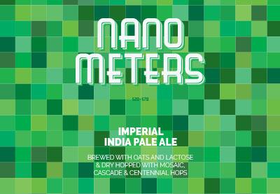 Nanometers label