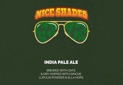 Nice Shades label