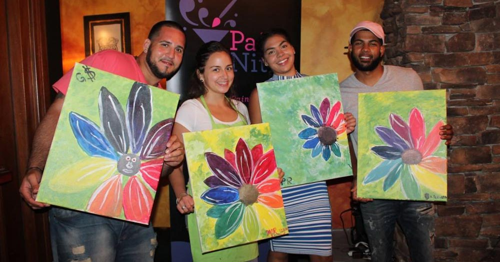 Brewery Paint Nite Captain Lawrence Brewing Co