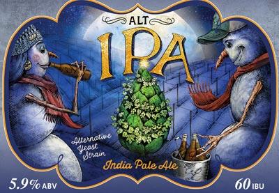 Alt IPA label