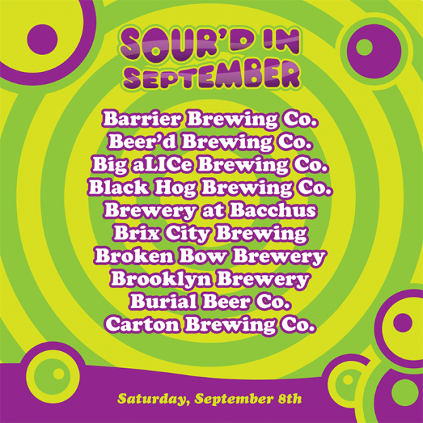 sourd in september 2018 brewery list part 1