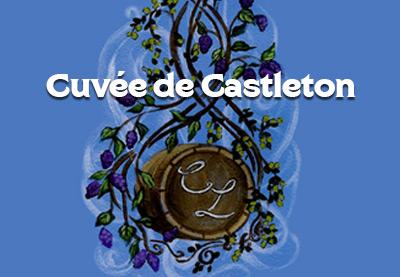 cuvee de castleton label