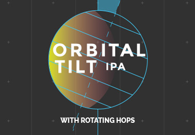 Orbital Tilt I.P.A. with rotating hops