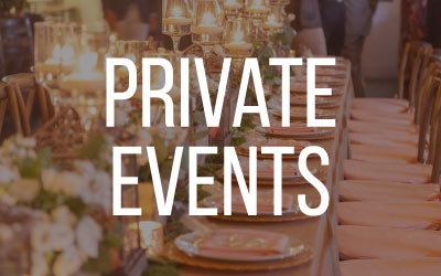 Private Events at Captain Lawrence