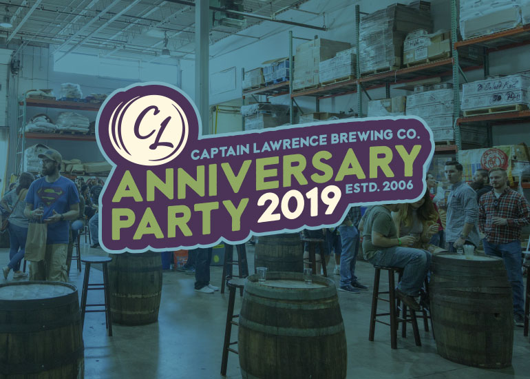 2019 Anniversary Party promo banner