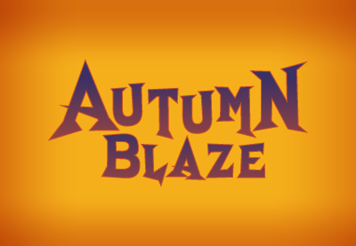 Autumn Blaze label