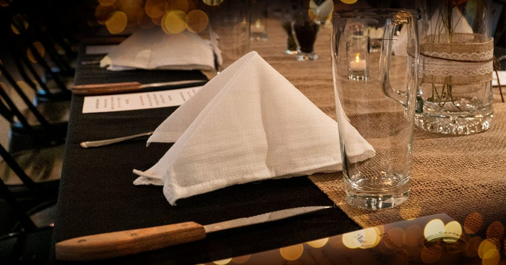 Beer Dinner at Captain Lawrence
