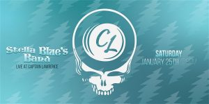 Stella Blues Band Live at Captain Lawrence. Saturday, January 25th.