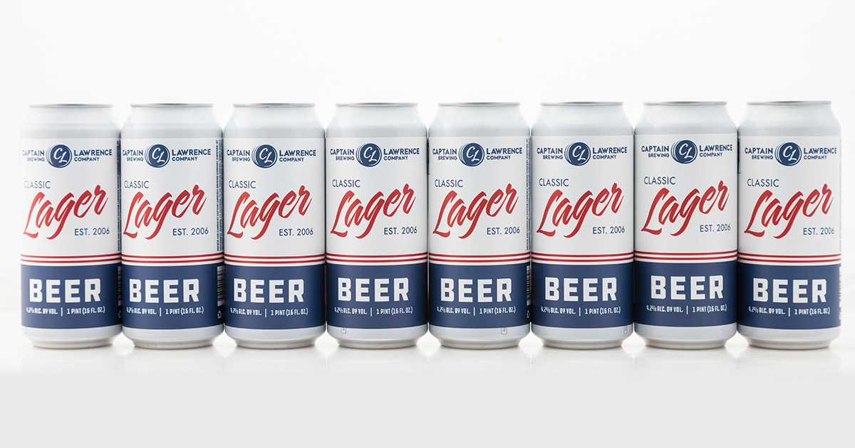CL Lager Beer