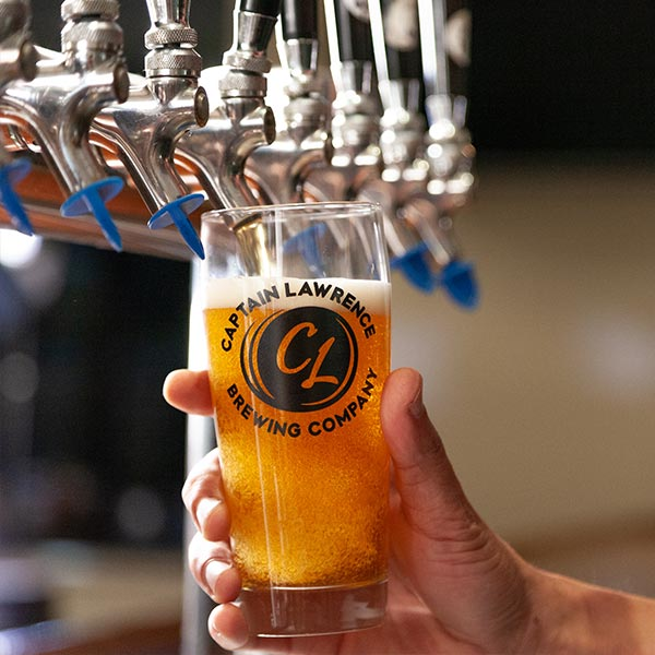 CL Beer From Tap