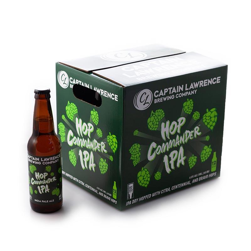 Hop Commander packaging