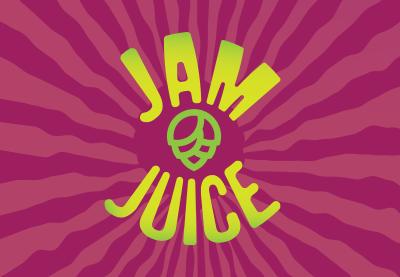 Jam Juice beer label
